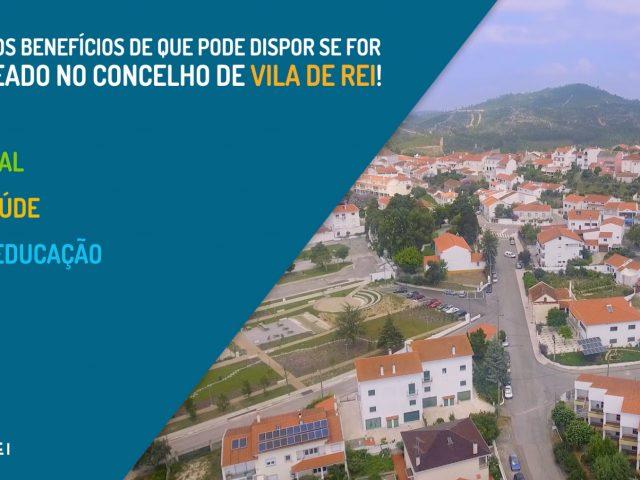 Apoios à população – Município Vila de Rei